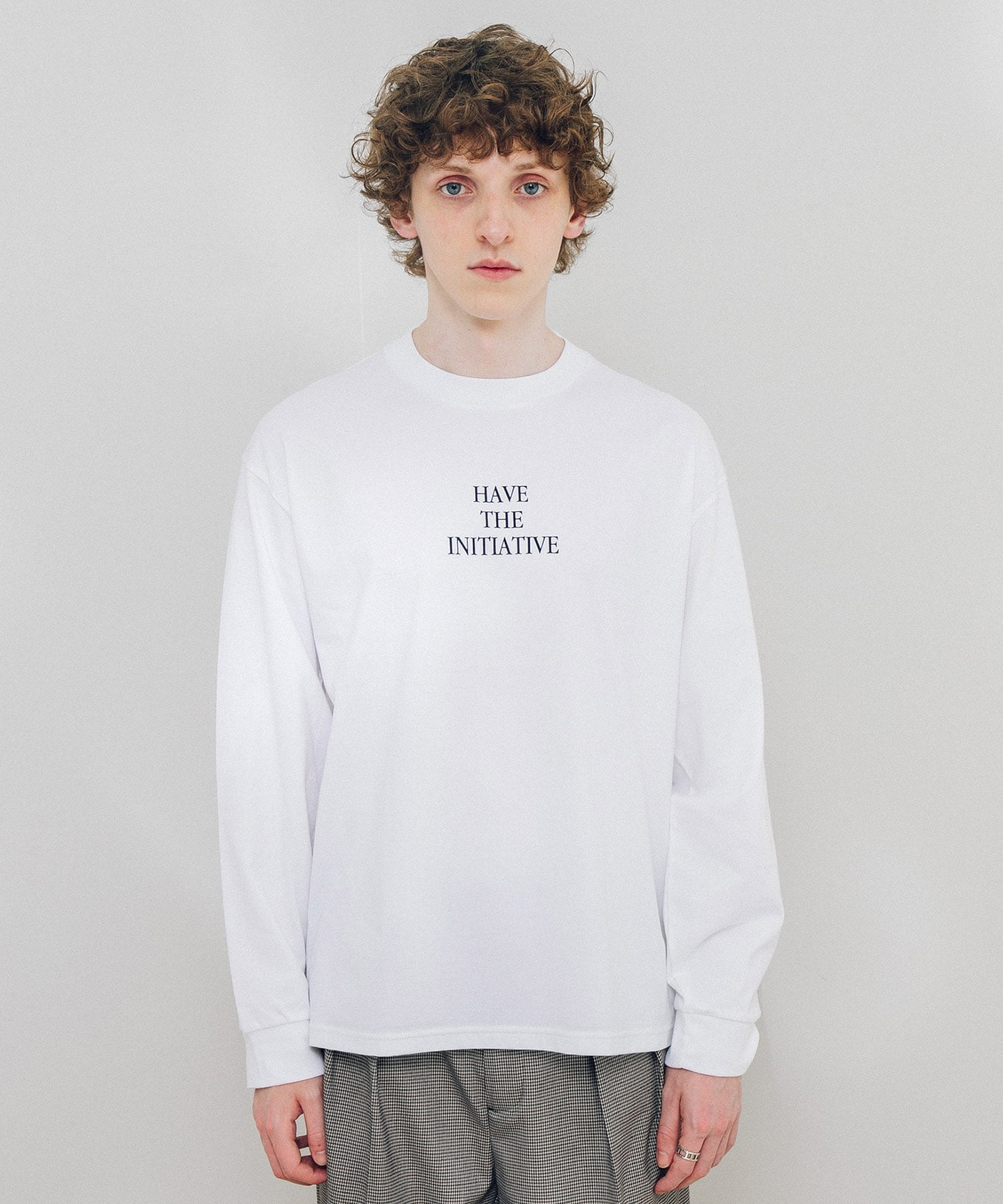 【30%OFF】HAVE THE INITIATIVE T