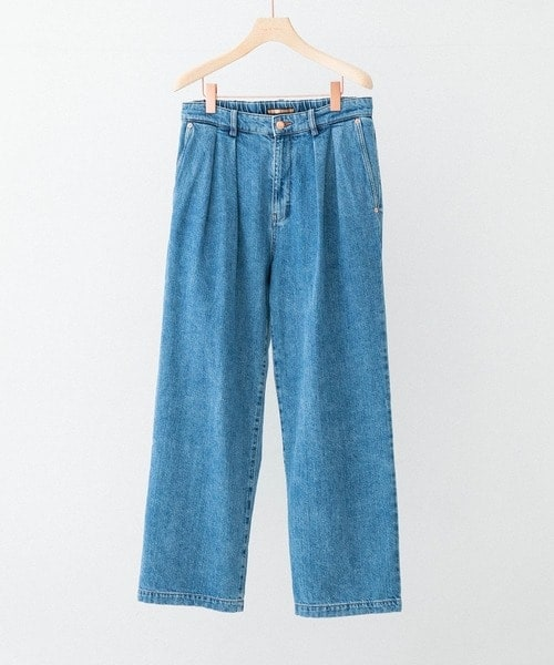 【20%OFF】PUBLIC DENIM ワイド