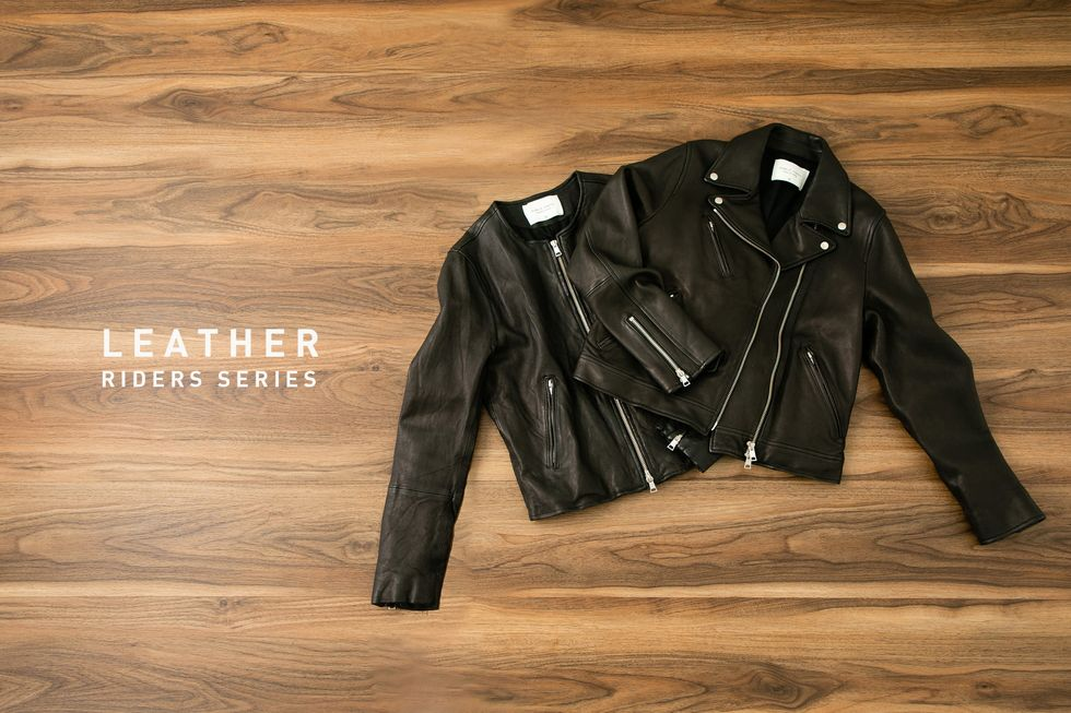 LEATHER RIDERS SERIES