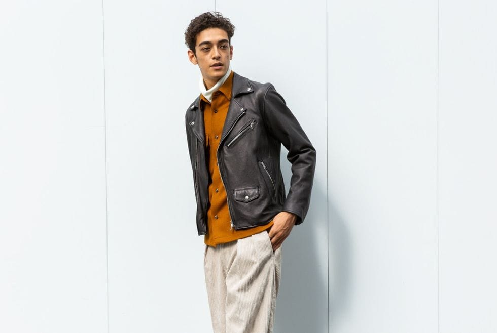 MENS LEATHER STYLING Vol.3